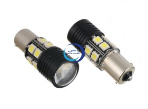 LED Cree Canbus remverlichting / achteruitrijverlichting BA15s / P21W