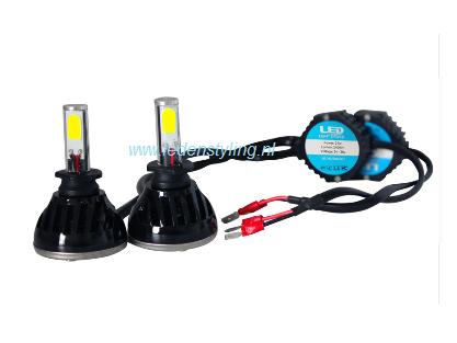 New LED Cree auto koplamp H1/H3 48W 4800LM 6000K Led & Styling AL03